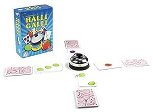 Amigo - Halli Galli, juego de mesa, juego de mesa en español (Mercurio Distribuciones A0027)