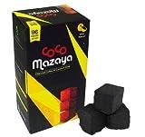 Authentic Coco Nara Mazaya 96 Hookah Coconut Coals