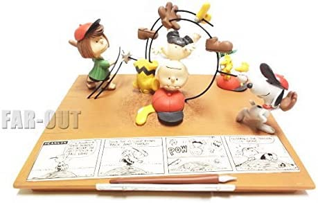 Hallmark Charlie Brown and Snoopy All Stars Limited Edition Figurine