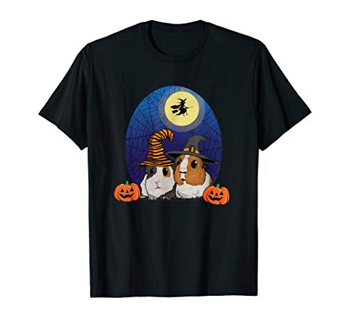 Guinea Pigs Halloween Funny Cute T
