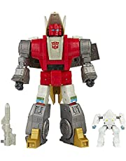 Transformers Toys Studio Series 86-07 Leader Class The Transformers: The Movie 1986 Dinobot Slug Action Figures, Ages 8 and Up, 8.5-inch