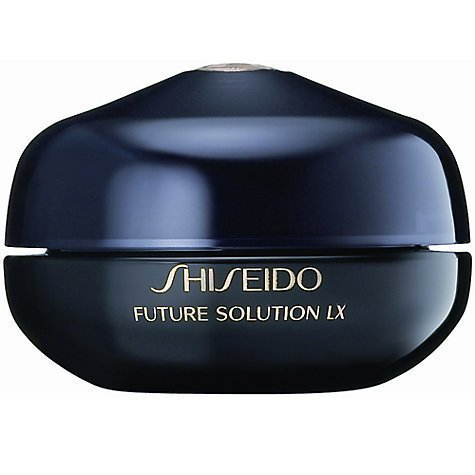 Shiseido Future Solution LX Eye and Lip Contour Regenerating Cream, 15ml-addresses visible signs of aging/helps prevent the appearance of lines and sagging by ()