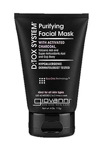 GIOVANNI D:Tox System Purifying Facial Mask  - Purify, Detoxify and Refresh Your Skin (4 Ounce / 113 Grams) ()
