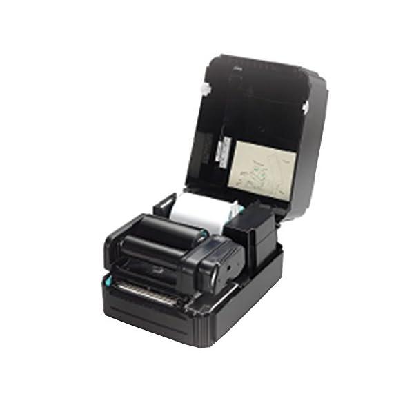TSC TTP-244 PRO Desktop Thermal Transfer Bar Code Printer (Black)