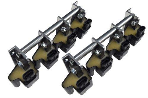 LS Truck Square–Mando a Distancia para visualización plana Bobina Reubicación Brackets–D581LSX Swap, 551583