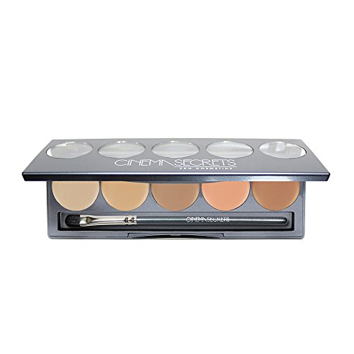 - Cinema Secrets Ultimate Corrector 5-IN-1 PRO Palette No. 1