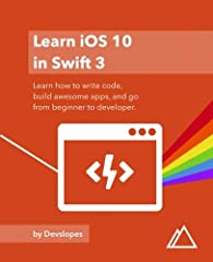 iOS 10 in Swift 3 will take you from absolute beginner to functional iOS developer learning the concepts, techniques, and tools needed to build professional iOS applications using Xcode 8, iOS 10, and Swift 3. After completing this book, you ...