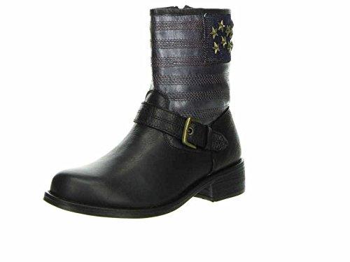 Tamaris - Botas para mujer negro negro 36