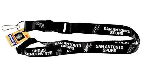 San Antonio Spurs Clip Lanyard Keychain Id Ticket Holder - Antonio San Outlets Mall