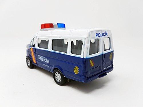 PLAYJOCS Furgón Policía Nacional GT-3542 6