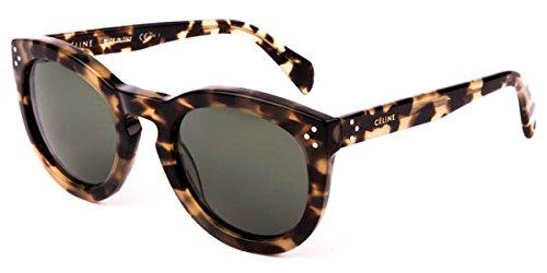 f9331038dc3 Céline Sunglasses - 41801 S   Frame  Havana Honey Lens  Gray-CL41801S03Y7  at Amazon Men s Clothing store