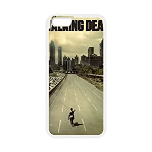 iPhone 6 4.7 Inch Cell Phone Case White The Walking Dead mof