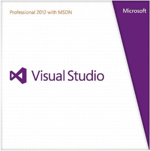Visual Studio Ultimate with MSDN - 2012 Studio Visual Ultimate