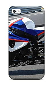 LJF phone case Excellent Design Bmw Motorcycle Phone Case For Iphone 5c Premium Tpu Case