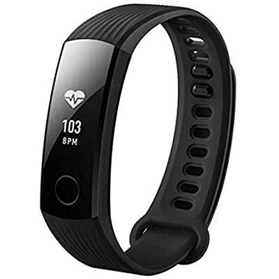 Dvcline, Huawei Honor Band 3 All-in-One Activity Tracker Smart Fitness Wristband GPS Multi-Sport Mode Heart Rate Sleep Monitor 5ATM Waterproof