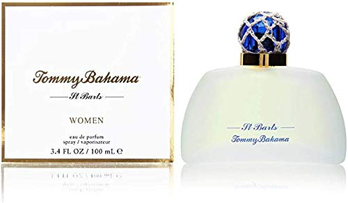 Toṁmŷ Baĥamă St. Barts by Toṁmŷ Baĥamă EDP Spray for Women 3.4 FL.OZ./100 ml ()