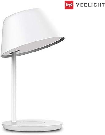 Yeelight Dimmable Wifi Smart LED Lámpara de mesa táctil con ...