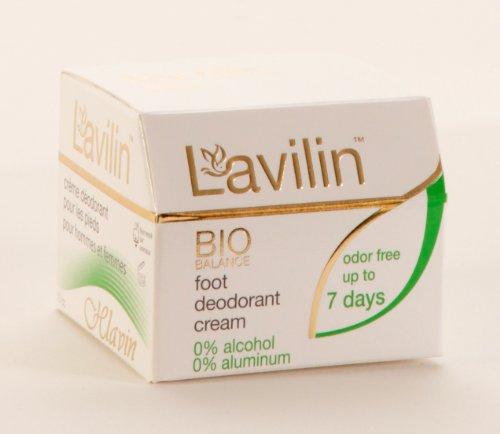 Care Foot Cream - Lavilin Foot Care Award Winning Foot Deodorant Cream, 12.5 Grams