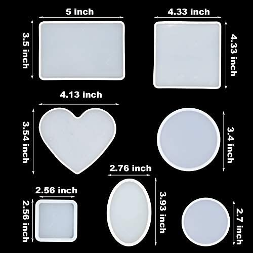 Love Heart Hand Posture Moulds Epoxy Resin Silicone Pendant Jewelry Craft Making