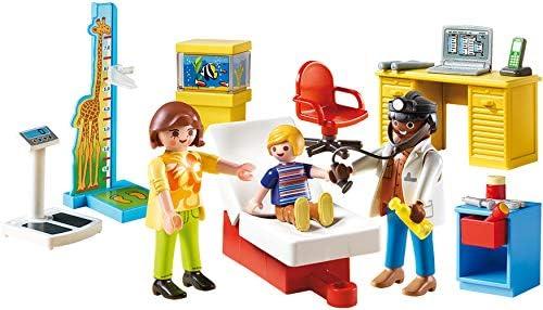 PLAYMOBIL PLAYMOBIL-70034 Starterpack Consulta pediatra, Multicolor (70034): Amazon.es: Juguetes y juegos