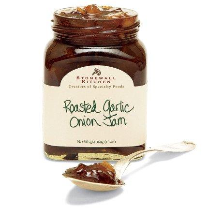 Roasted Jam (Stonewall Kitchen Jam Roasted Garlic Onion -- 13 oz)