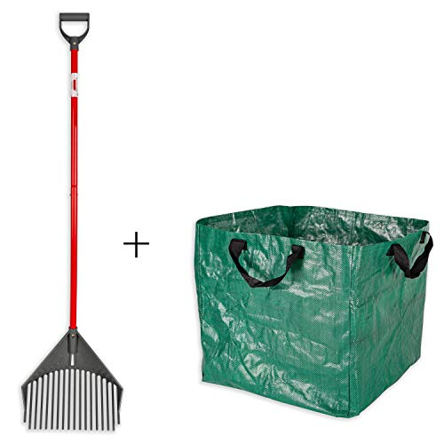 Root Assassin Garden Rake