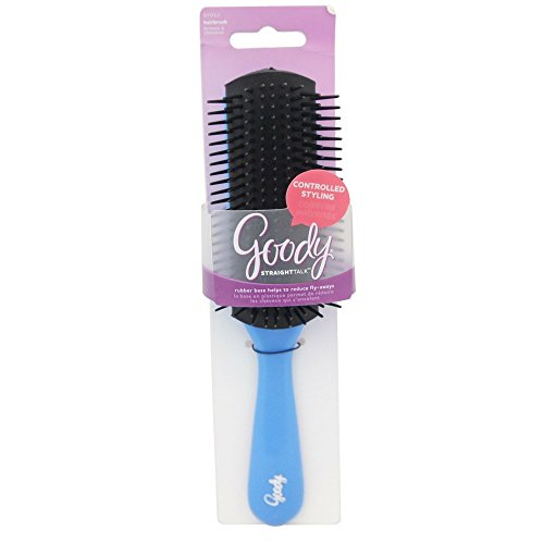 Price comparison product image Goody Straight Talk Rubber Styler Brush 1 Ea (Pack Of 4)