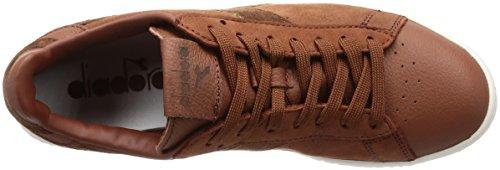 Sequoia Majolica Diadora Blue Brown Game 172296 Sneakers Premium Low pnnwqAF8z