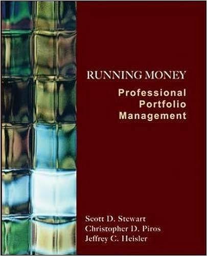 Running Money Professional Portfolio Management Pdf