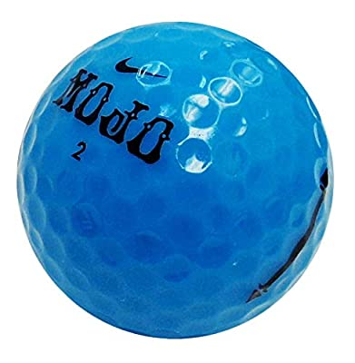 Nike Mojo Color Mix Mint Recycled Golf Balls (36 Pack)