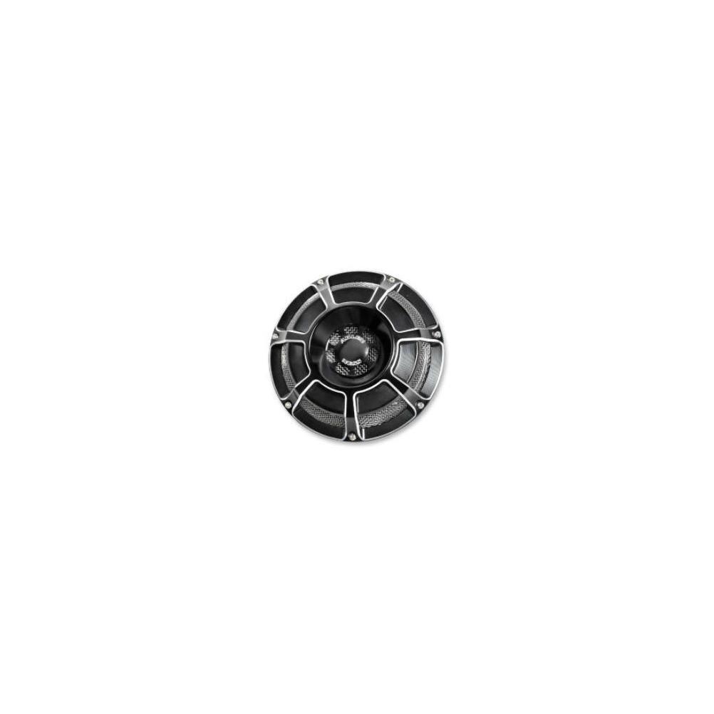Arlen Ness 70-205 Chrome Billet Horn Kit (Beveled) by Arlen Ness
