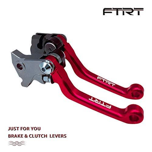FTRT Pivot Dirt bike Brake Clutch Levers for Honda CRF250L/CRF250M 2012-2017 CRF250 RALLY 2017 -