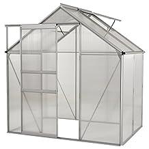 Ogrow OGAL-466 Aluminium Greenhouse