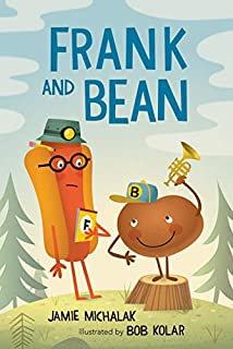 Book Cover: Frank and Bean