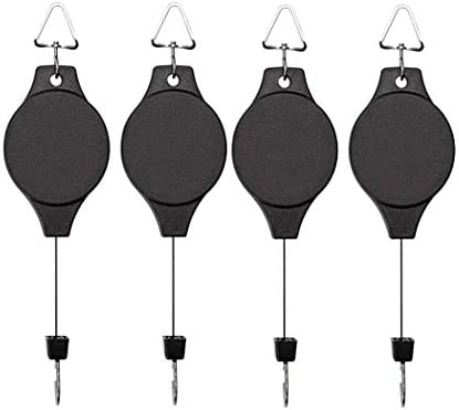 Pulley Retractable Hanger Hanging Baskets