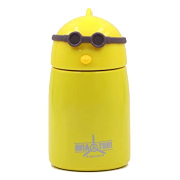 7495505a3211 Disen Mini Cartoon Water Bottle for Kids Cute Stainless Steel ...