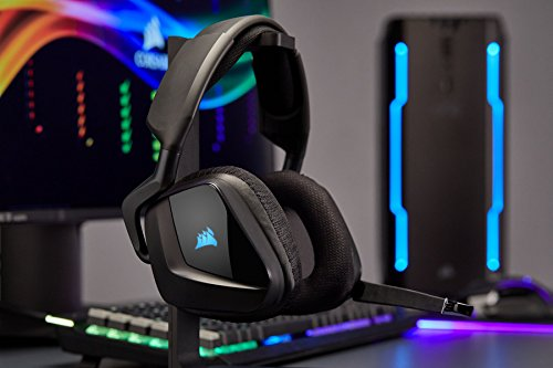 Corsair Void Pro Rgb Wireless Gaming Headset With Dolby