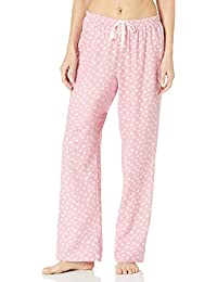 Amazon Brand - Mae Women's Flannel Pant with Drawstring