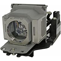 AuraBeam Professional Sony LMP-E211 Projector Replacement Lamp with Housing (Powered by Philips)