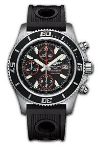 Breitling A13341-1518 - Reloj de pulsera hombre, caucho: Amazon.es: Relojes