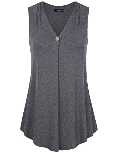 Laksmi Womens Sleeveless Casual Office product image