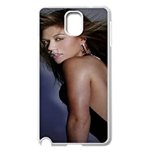 Fashion Protective Women S Singer Most Famous Singers Kelly Clarkson For Unique Samsung Galaxy Note3 White 03 Case With Covers On Case Cover For Galaxy Note 3