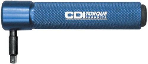 CDI 1501TPA-1 Torky Wrench 1/4-Inch Female Hex Drive, Torque Range 20 to 170-Inch Pounds