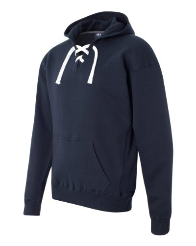 jamerica-mens-sport-lace-hooded-fleece-x-large-navy
