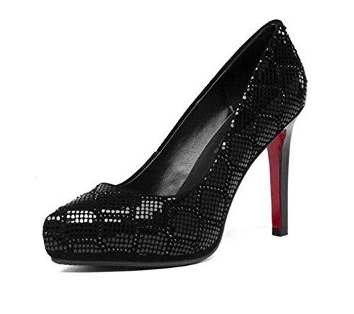 Zapatos Tac Ante de Zapatos Ante mujer Tac de mujer vqw5qzA
