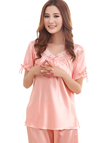 FAPIR - Ensemble de pyjama - Femme rose rose