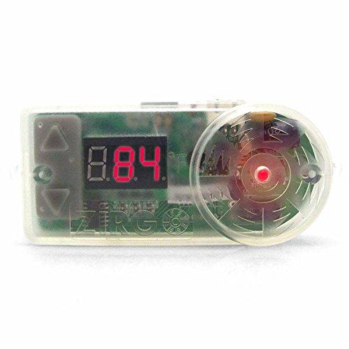 Zirgo ZFSDG Digital Adjustable Temp Control Switch with Probe