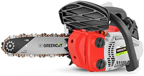 GREENCUT GS250X-10 - Motosierra Poda de gasolina 25,4cc