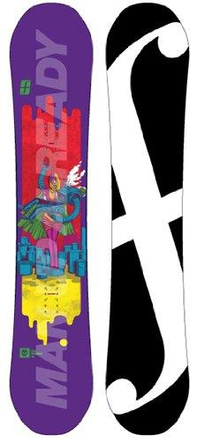 [Forum Spinster Snowboard 146 Womens] (Forum Freestyle Snowboard)