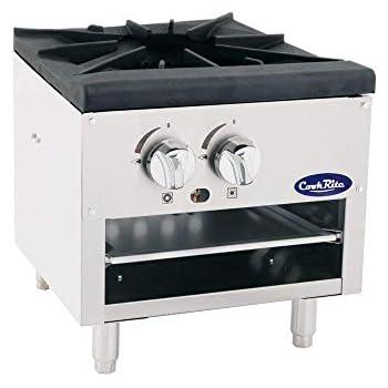 Amazon Com Gas Double Burner Hotplate Kitchen Amp Dining